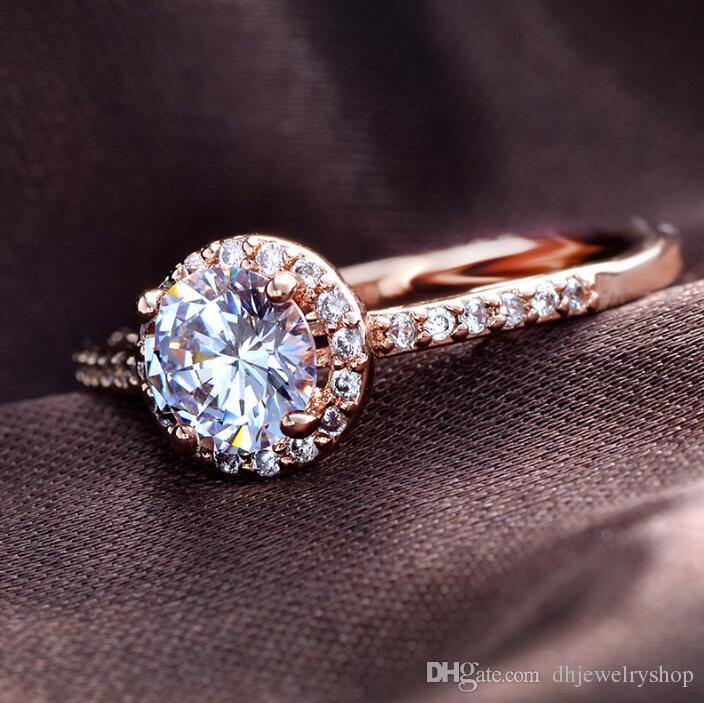 Женская мода ослепительно марка ювелирных изделий стерлингового серебра 925 природный драгоценный камень белый сапфир камень невесты обручальное обручальное кольцо