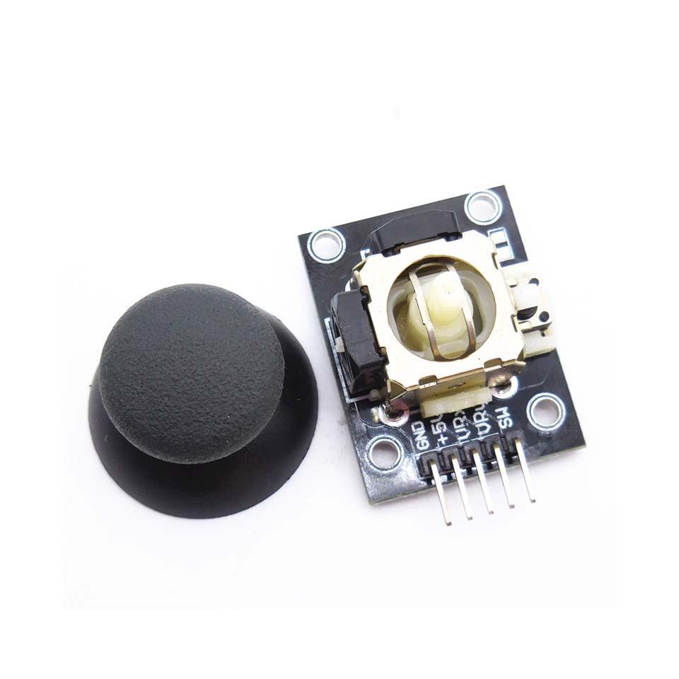 Doppel-Achse XY Joystick-Modul PS2 Joystick-Steuerhebel Sensor für Arduino KY-023