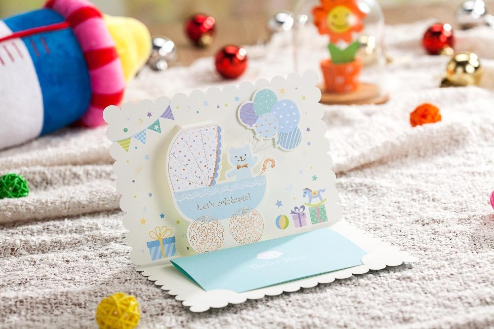 Wholesale 2015 new arrival free envelop and free seal top fold wholesale 2015 new arrival free envelop and free seal top fold invitation with ribbon cut baby shower invitation cw5032 greetings e cards greetings for filmwisefo