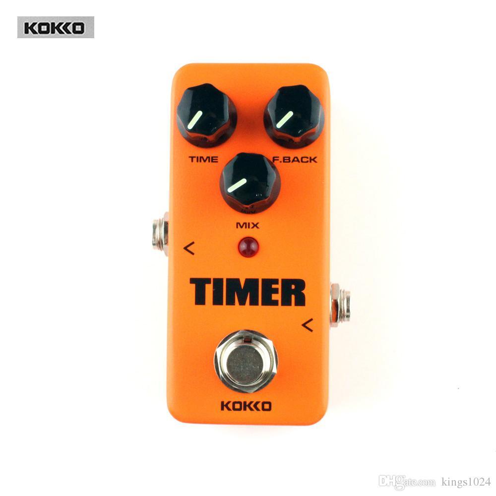 Guitar Parts & Accessories KOKKO FDD2 Mini Timer Delay Guitar Guitar effect  pedal