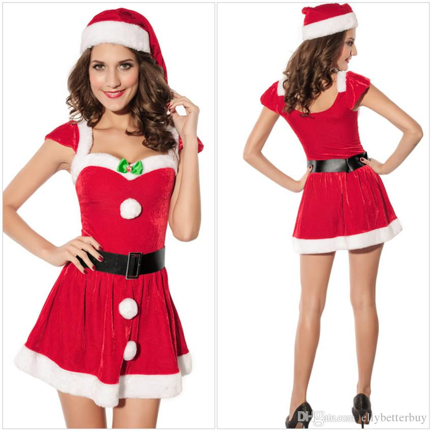 Santa Claus sexy Kostüm