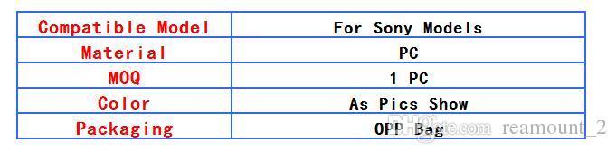 Оптовая Для Sony Z3 Z5 2D Жесткий ПК Сублимации Чехлы для Телефонов для Sony с Пустой Металлической Вставкой DIY Дизайн Задние Крышки Корпуса