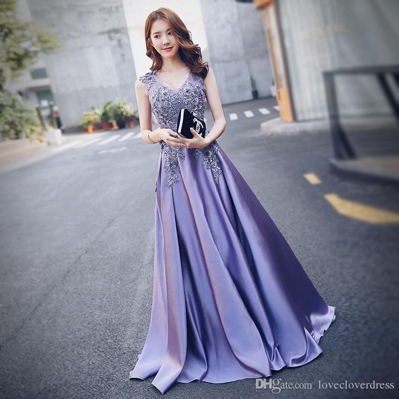 Lavender Gowns