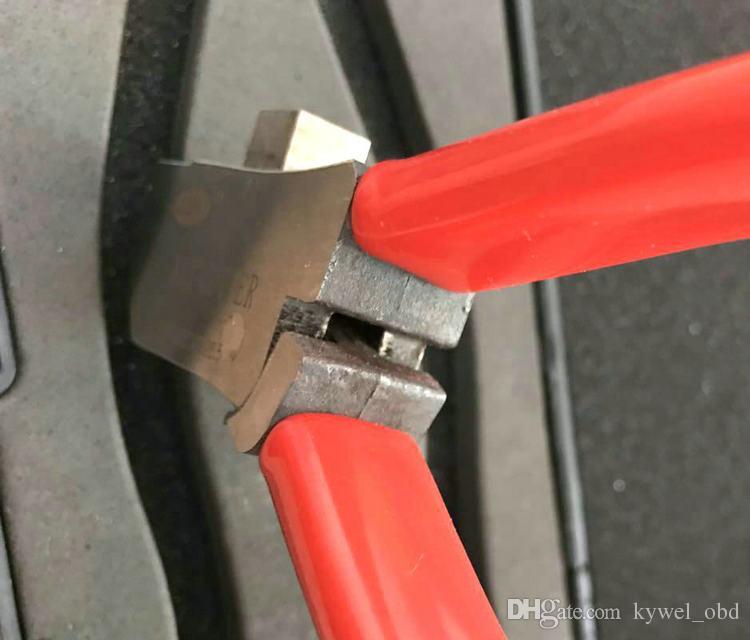 يشي مفتاح القاطع سيارة مفتاح القاطع أداة السيارات مفتاح آلة قطع أدوات الأقفال العملية