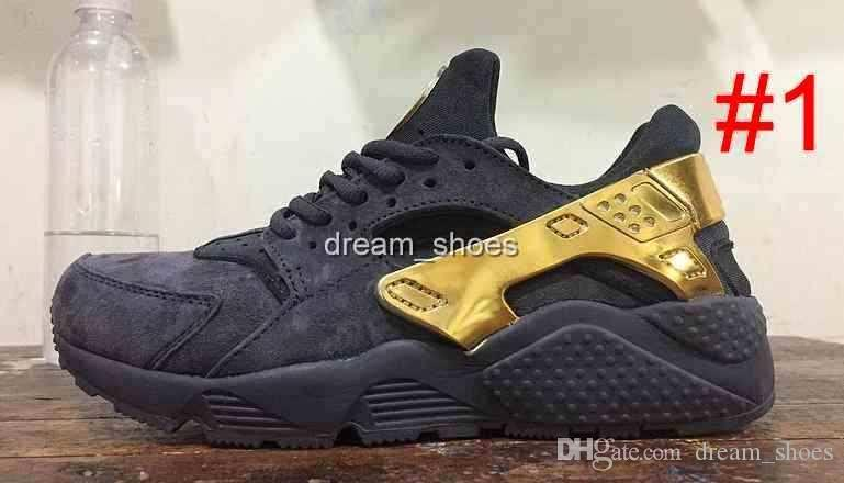 2017 UNDEFEATED X Air Huarache Shoes
