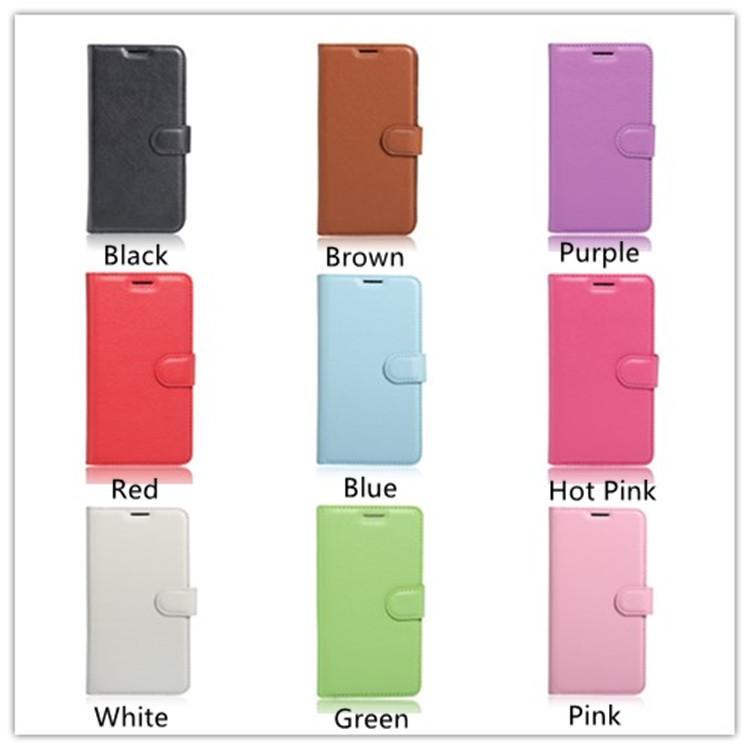 Para LG G8 G8x G8S thinq premium PU Bolsa em Carteira capa de couro com suporte de cartão o mais popular