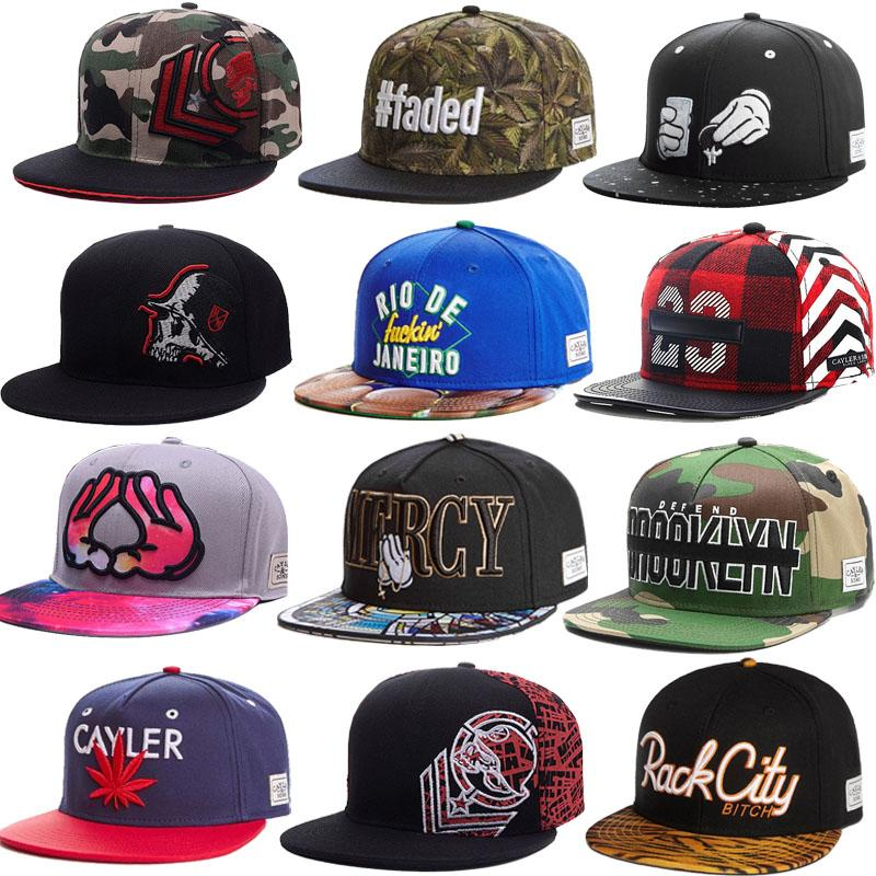 110d740958f 1260 Styles Popular HipHop Snapback Hats Baseball Caps For Men Women  Casquette Sport Hip Hop Basketball Cap Adjustable Hat Bone Gorra Fitted Cap  Baseball ...