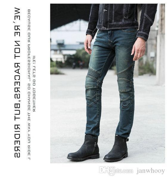 الشحن مجانا 2020 بيع Pantalones Motocicleta هومبر Uglybros الريشي جينز والنسخة القياسية سيارة ركوب بنطلون للدراجات النارية قطرة و