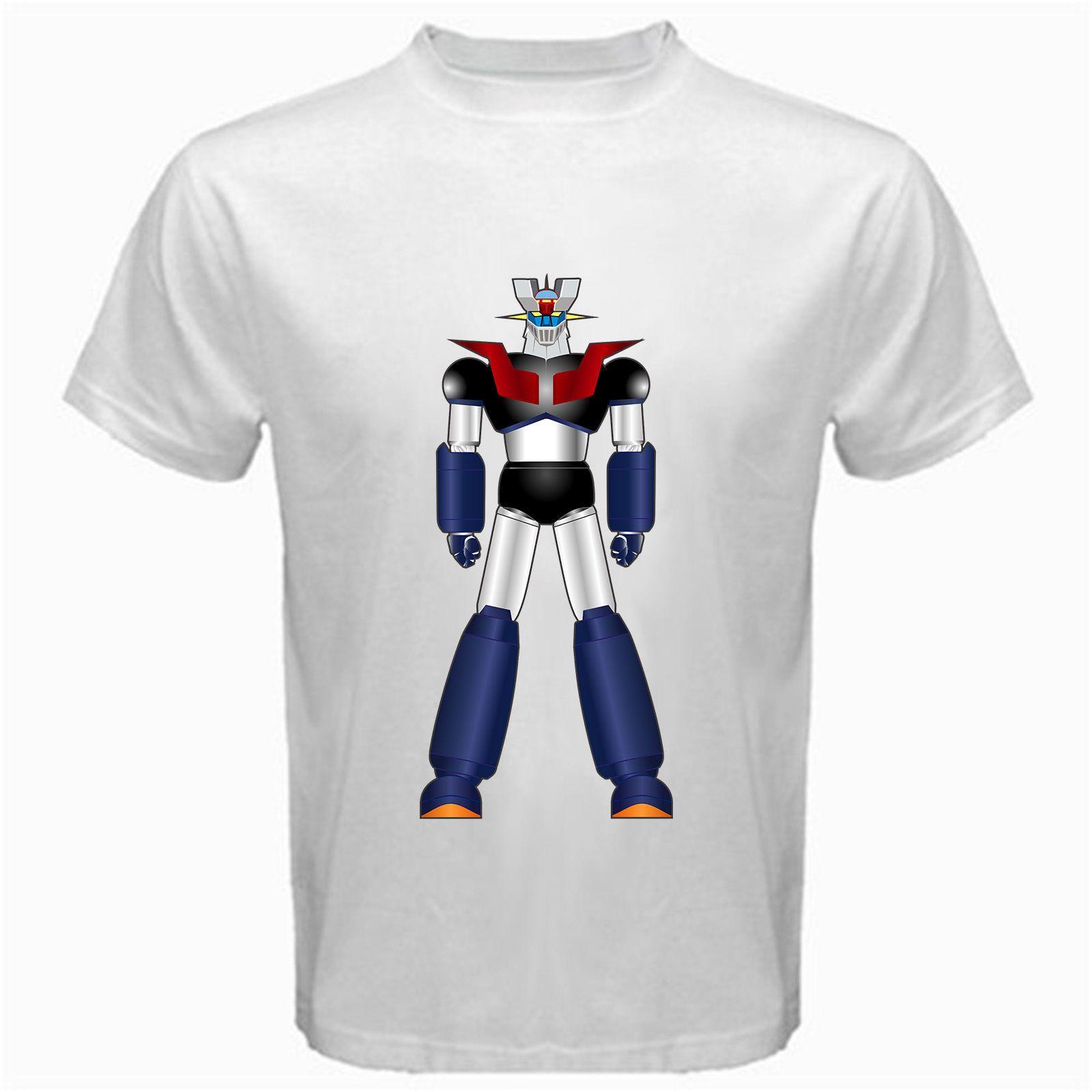 Mazinger M7 T Movie Anime Shin Shirt Z Manga Classico Robot Acquista b7g6yYf