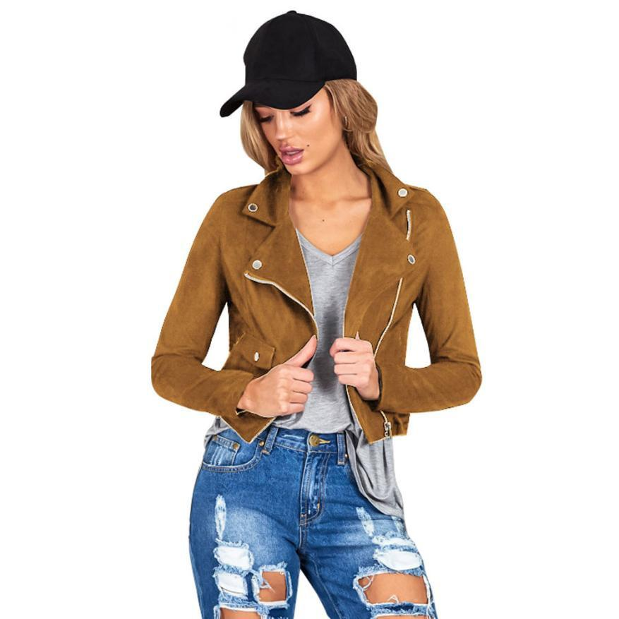 Wholesale 2016 Short Quilted Bomber Jacket Women Slim Casual Padded