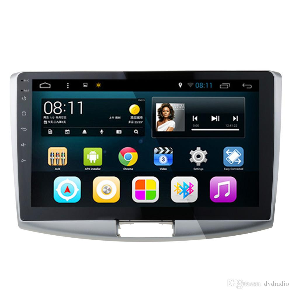 10 2 Quad Core Android Car Dvd Stereo For Volkswagen Passat B6 B7 Cc