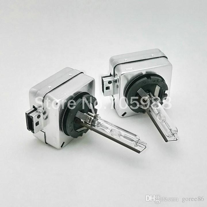35W HID Xenon Bulb D1S Auto Car Headlight Replacement kit 12V 4300K 5000K 6000K 8000K xenon headlights 10000K 12000K