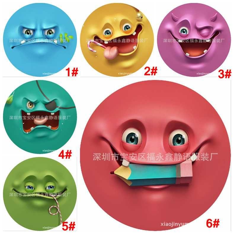 Online Cheap Emoji Qq Expression Beach Towels 6 Styles
