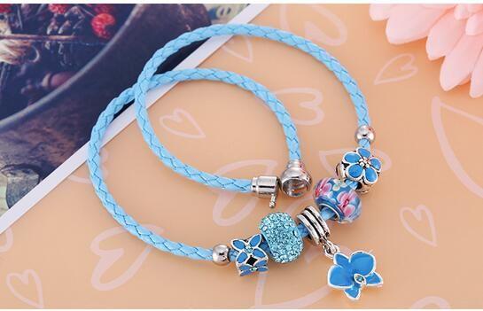 Yiwu Manufacturers Women S Diamond Studded Glass Beads Jewelry