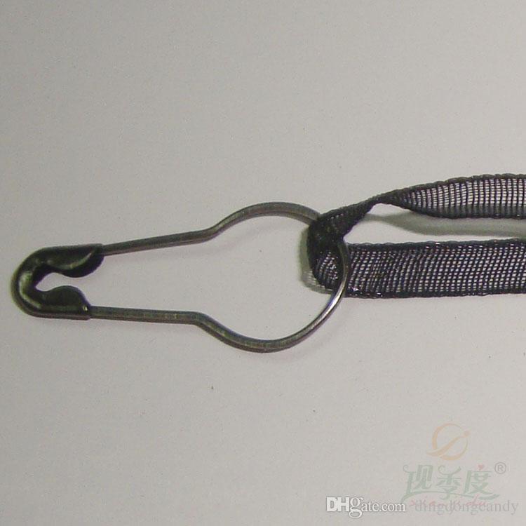 Disponibles Caída de alta calidad Cuerda de hilo en la etiqueta de la ropa Cordón de las cadenas para prenda de vestir.