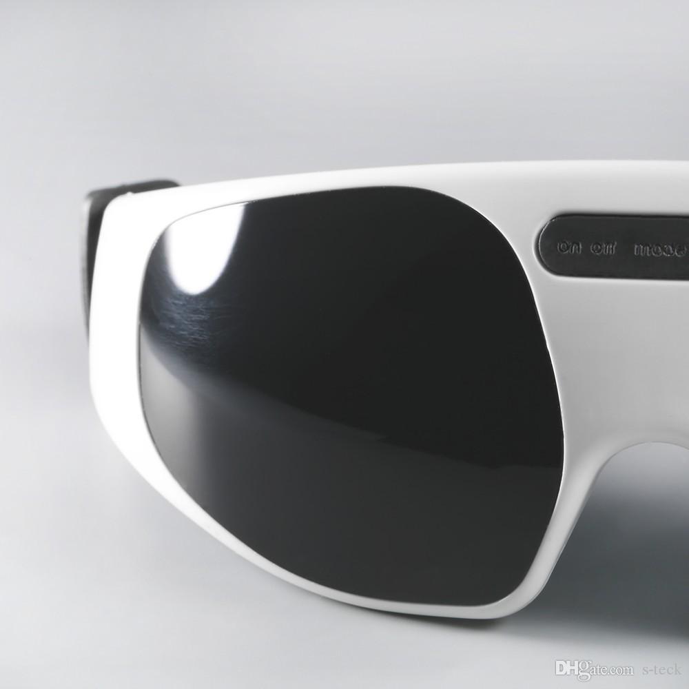 Dispositivo di massaggio oculare multifunzionale la cura degli occhi MZC-018 Rilascio di vibrazioni alleviare il massaggiatore ad affaticamento degli occhi
