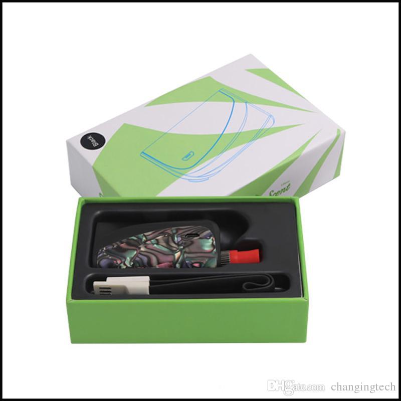 Itsuwa New Box Mod Kit 1000mAh Compuesto en Batería Soul Vapor Kit con Amigo Liberty Cartucho Vape Tank para el envío de aceite grueso