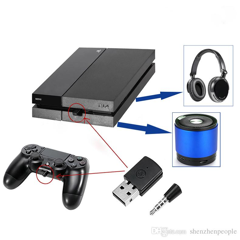ps4 controller bluetooth 4 0 dongle usb adapter play station for ps3 computer pc bluetooth. Black Bedroom Furniture Sets. Home Design Ideas