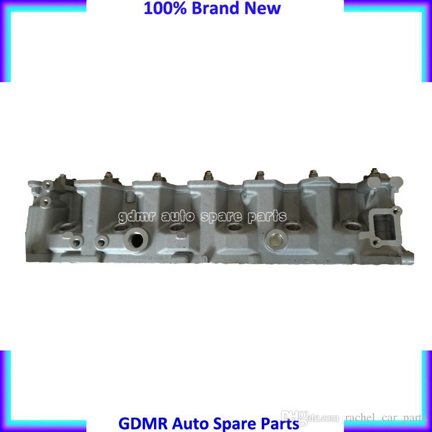 Nissan devriye GR 2826cc dizel otomobil parçaları RD28-T motorunun silindir kafası 2.8TD 1989 AMC 908 503