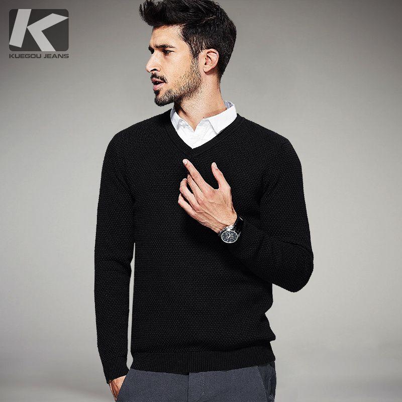 Black Sweater Men