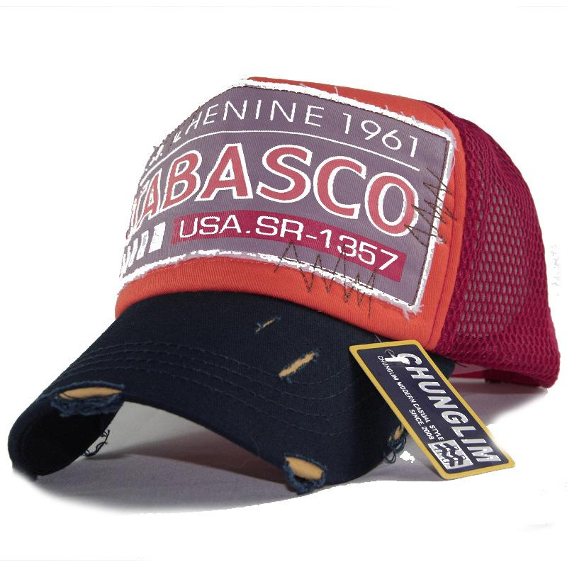 d9174291e787 Hot TABASCO Baseball Caps Men Snapback Casquette Homme Dad Hat Women ...