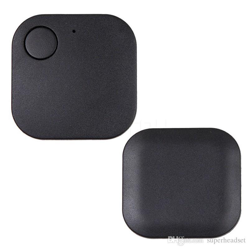 Mini Triangle drahtlose Smart Tag Bluetooth Anti Verlorene Warnung Tracker 5 Farben erhältlich GPS Locator Alarm Schlüsselanhänger mit Paket