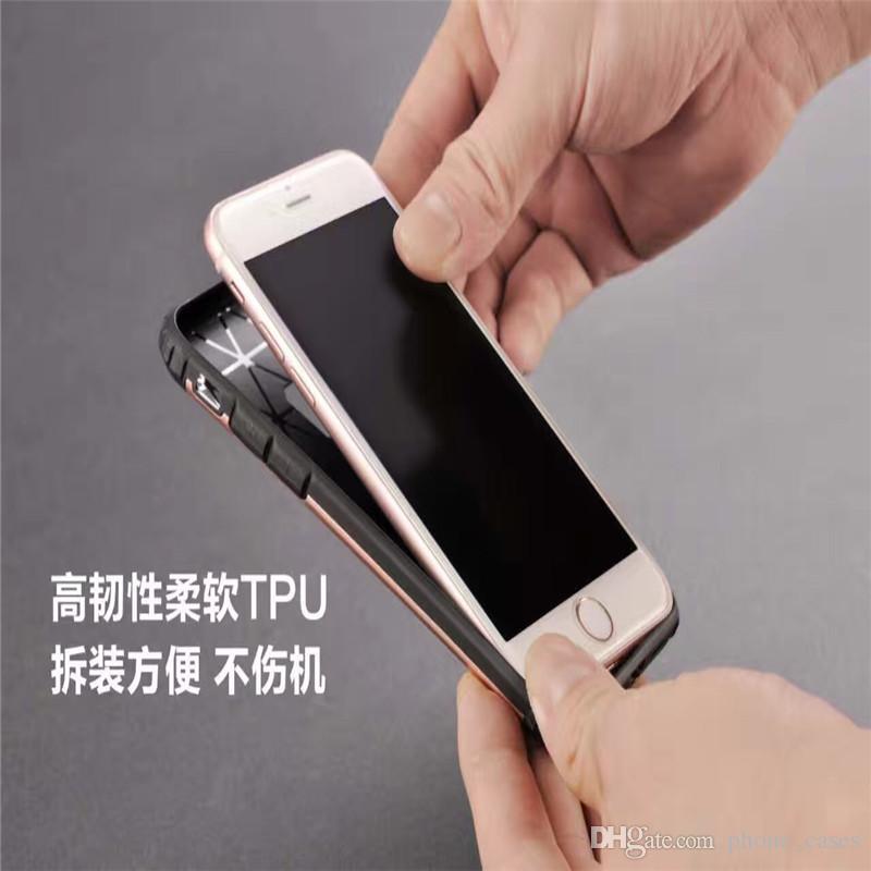 Fashion hybrid Motomo Blade Combo Combo Rubber Rugged Anti-shock Case Cover Skin For Samsung Galaxy J2 Prime J5 Prime J7 Prime Case