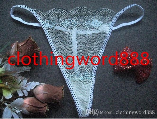 Perizoma in pizzo elasticizzato sexy mutandine da donna intimo donna lady perizoma donna t-back lady g-string intimo sexy lingerie 120 pz / lotto