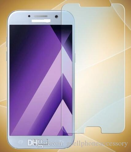 Premium Tempered Glass Screen Protector for Samsung Galaxy A5 without retial psckege