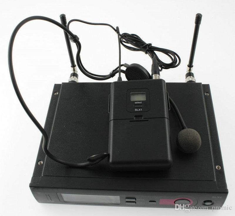 SLX14 Wireless single Headset Microphone SLX UHF Wireless Microphone