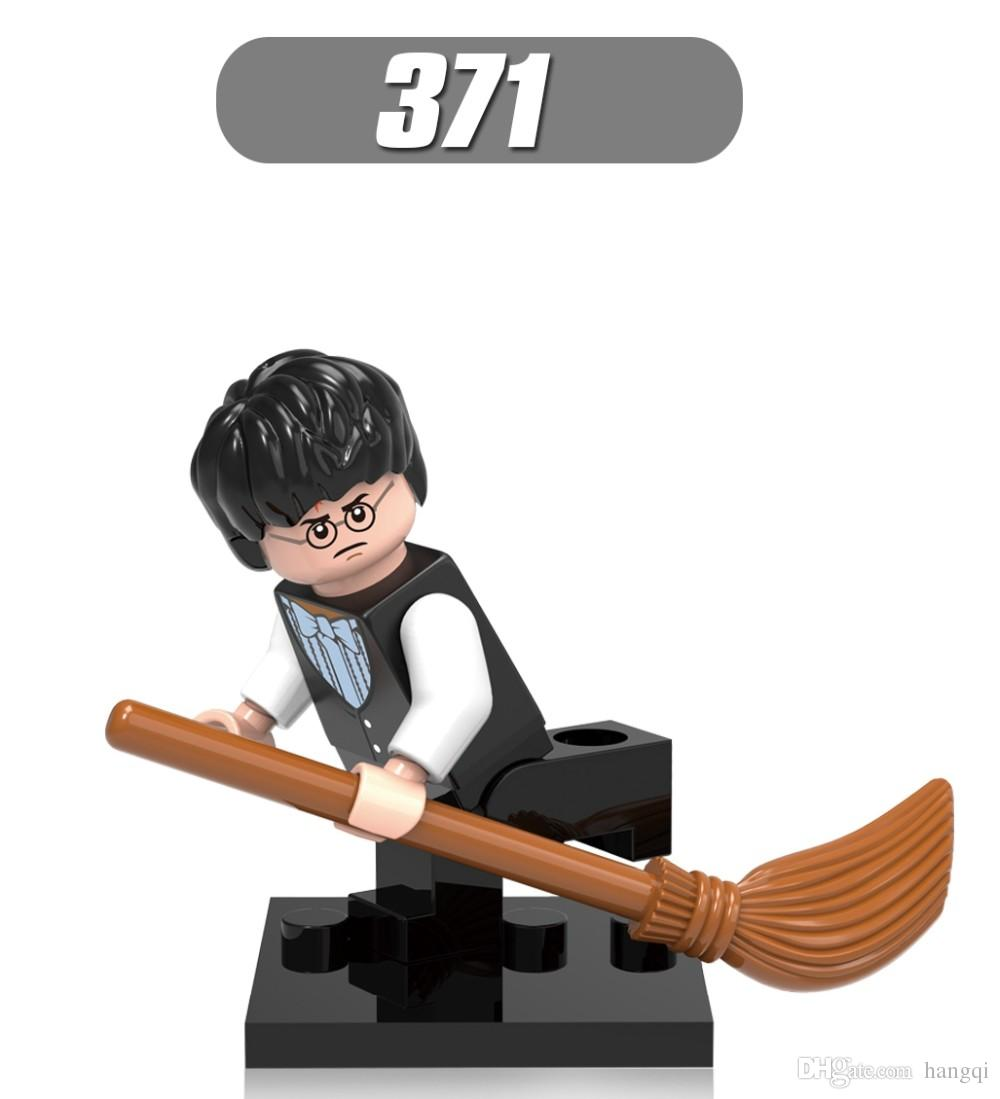 Amici Hermione Jean Granger Ron Weasley Lord Voldemort Ginny Mangiamorte mini mattoncini figure x129