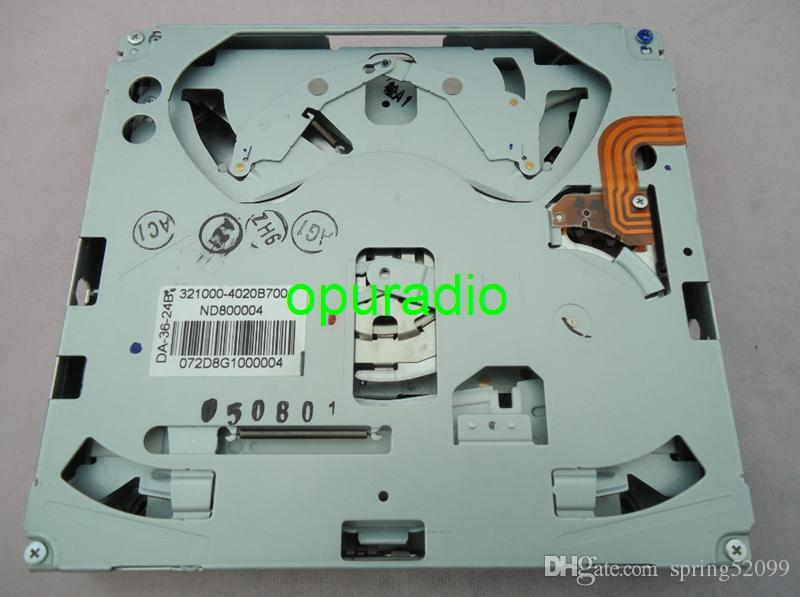 Fujitsu ten DENSO single CD mechanism loader DA-36-24B for Toyota car radio Voice navigation sound systems CAR DVD
