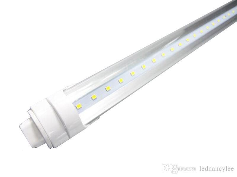 T8 Led Tube 8ft 96 U0026 39  U0026 39  Single Pin Fa8 R17d T8 Tube Light Fixture 45w 4500lm Day Light Led Tube 2