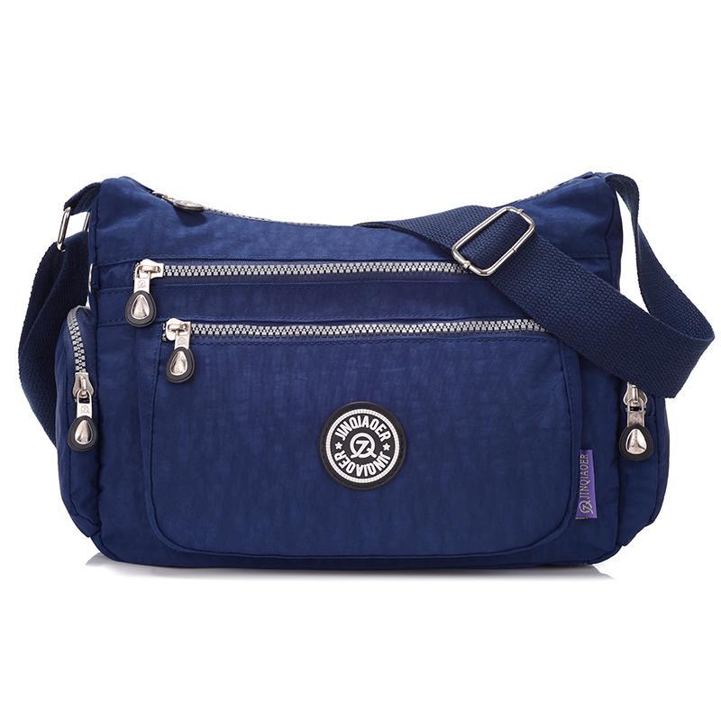 f6a69600d868 Wholesale Nylon Monkey Women Messenger Bags Vintage Travel Shoulder Bags  Fashion Bolsas Ladies Waterproof Solid Handbags Kiple Style 2016 Rosetti  Handbags ...