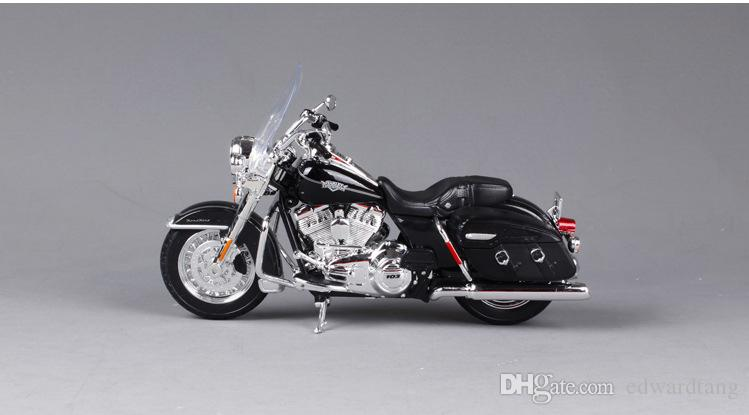 Alloy Famous Motorcycle Models, Cassic Boy Vehicle Toys, 1:12 Scale, High Simulation, Kid' Party Birthday Gifts, Collecting, Home Decoration