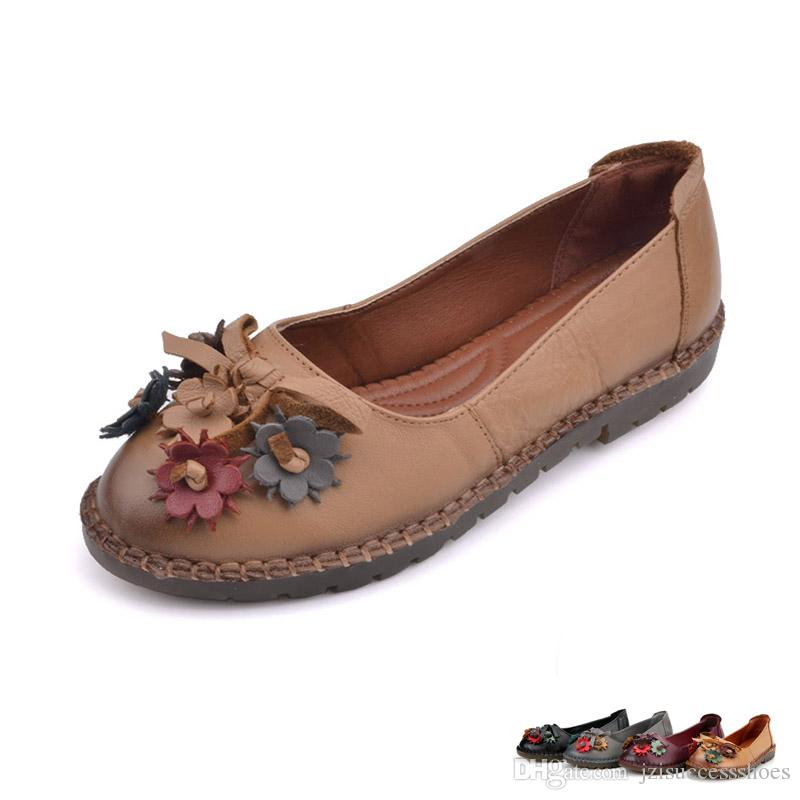 shoes s comforter okotoks calgary toe loafers beading wellkim women lace flats round colorful products up ethnic comfortable