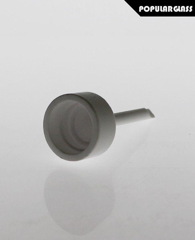 SAML Ceramic Nails bong ceramic domeless smoking pipe ceramic bowl joint size 18.8/14.4mm PG5060
