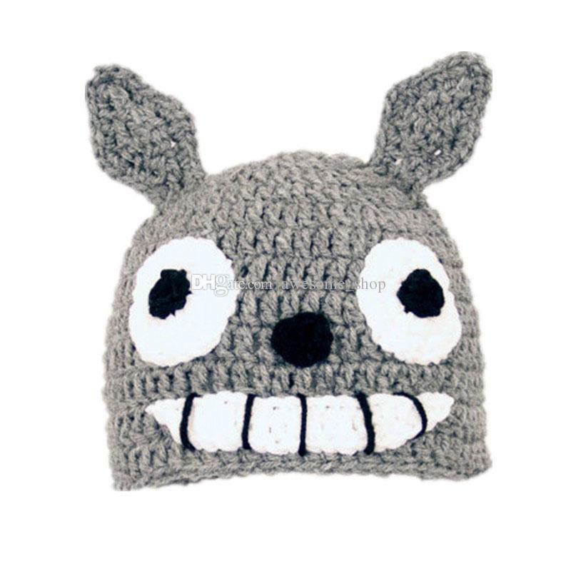2019 Novelty Adorable Totoro Hat 115dba7ba38