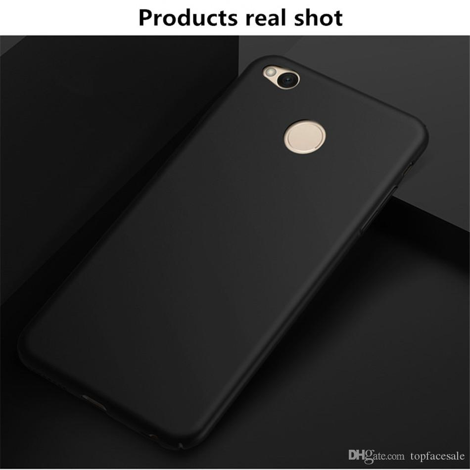 best loved ca9f1 1c703 High Quality Luxury 360 Degree Full Cover Black Case For Xiaomi Redmi 3S 4A  4X Note 2 3 4X With Tempered Glass Cover Phone case