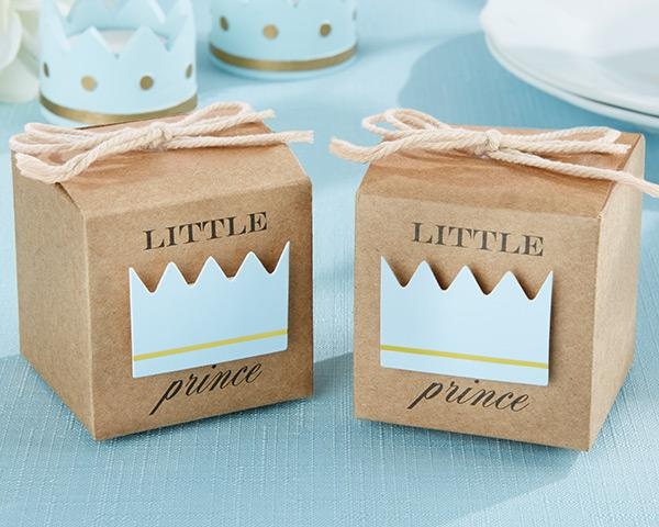 Wholesale Baby Shower Favors Of Little Prince Kraft Favor Boxes For Baby  Birthday Party Gift Box And Baby Decoration Gift Gift Packing Gift Packing  Box From ...