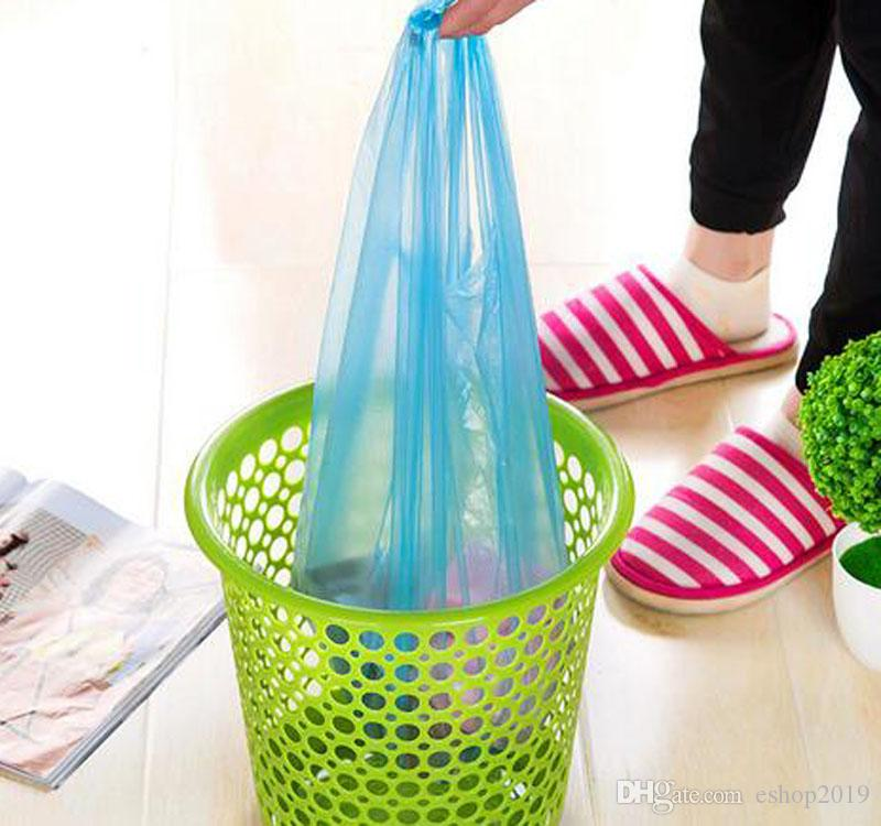 2017 nuovo Ordinary point off sacchetti di immondizia di colore 50 caricato sacchetti di immondizia ispessimento classificazione ambientale all'ingrosso