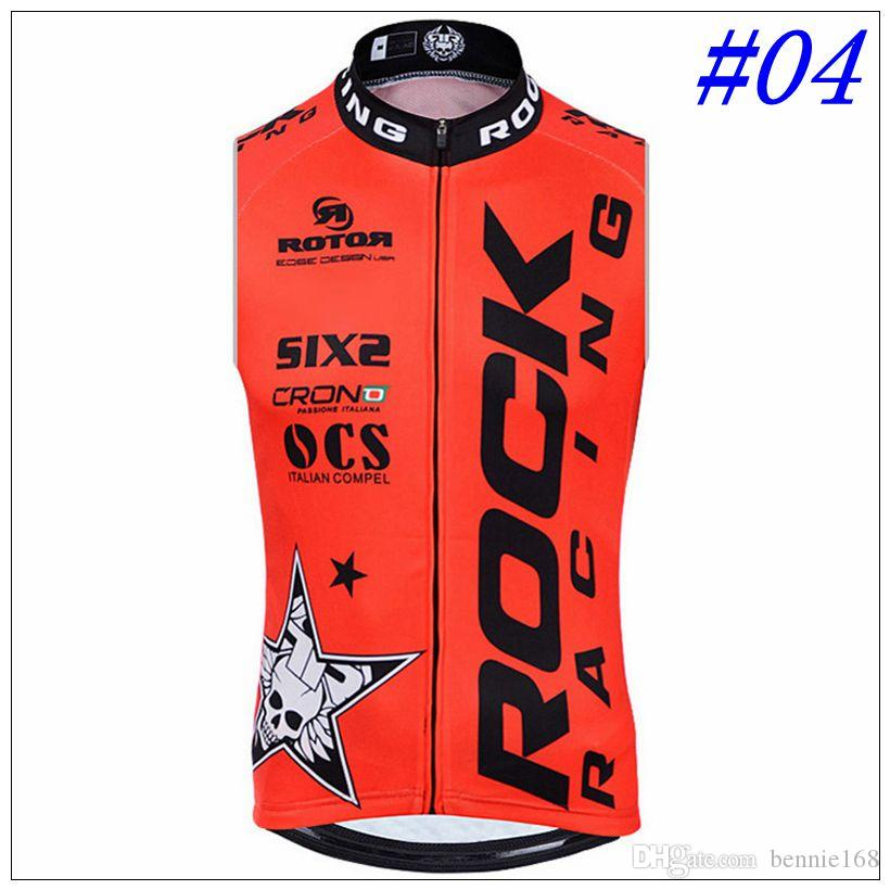 Rock Racing 2017 Newest Cycling Vest MTB Ropa Millot Compressed Quick Dry For Men Women Size XS-4XL Cyling Jerseys Tops