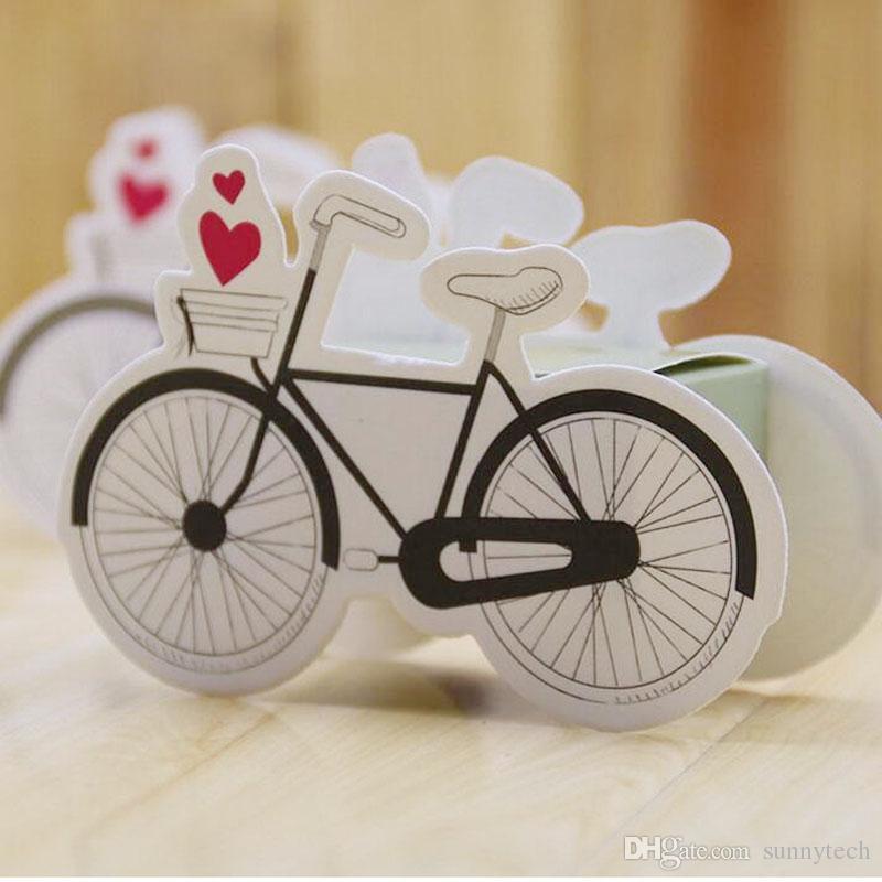 bicicleta caramelo caja de dibujos animados diy regalo cajas manual creativo papel partido boda nios cumpleaos