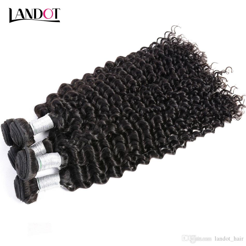 Peruvian Indian Malaysian Mongolian Cambodian Brazilian Curly Virgin Human Hair Weave Bundles Unprocessed Brazilian Deep Curly Remy Hair