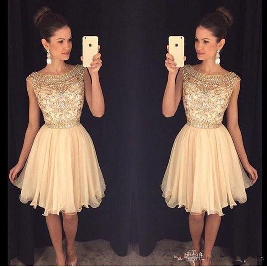 7ae2c92b815 Popular Graduation Dresses for 8th Grade Girls-Buy Cheap .