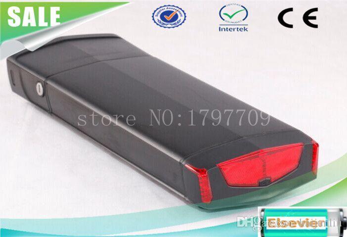 UE Nessuna tassa Batteria di vendita calda della batteria 48v batteria agli ioni di litio 48v 14ah batteria del caricatore posteriore Batteria 48v agli ioni di litio ebike