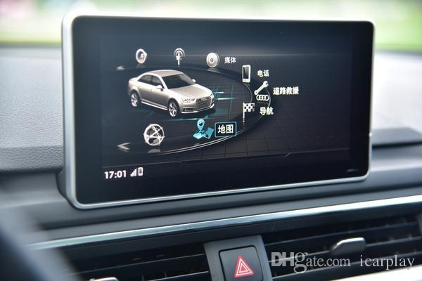 Brand New Ios Carplay For Audi A Audi B B B B - Audi car play