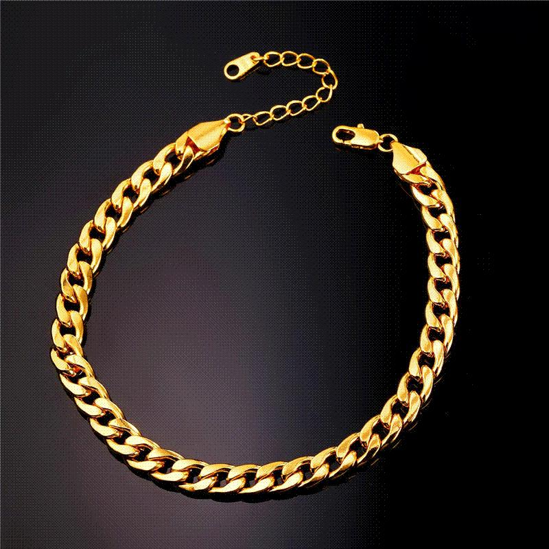 cut royal gold thick rc products rope anklet mm solid yellow diamond