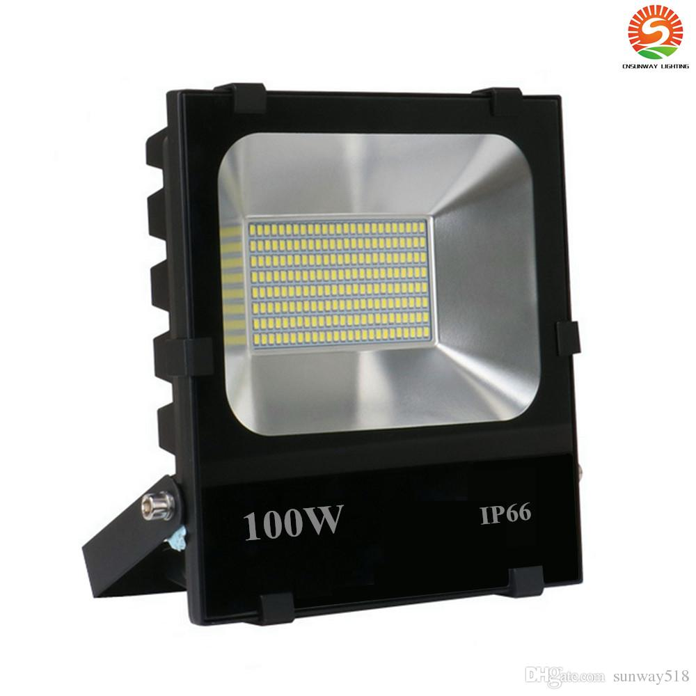 Led Floodlight 100w White Color Led Waterproof Ip65 Lamp Led Light Ce Rohs  Good Bright Floodlights Led Outdoor Flood Light Portable Floodlights From  ...