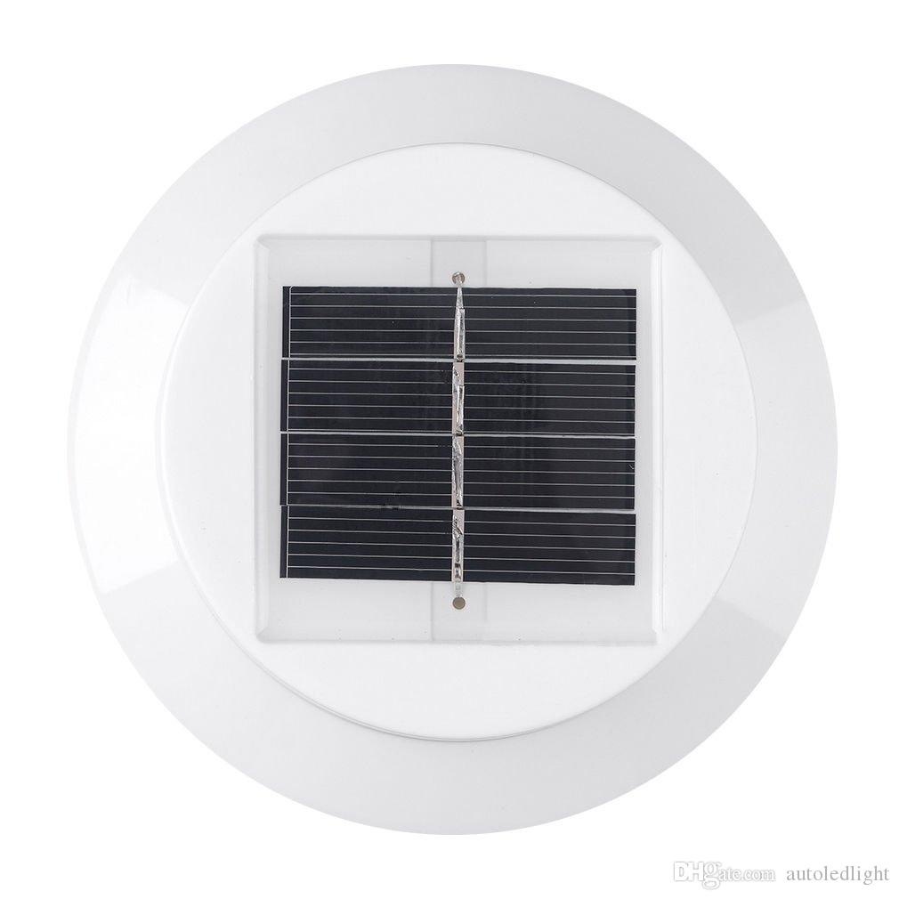 outdoor wall lamps Solar Lights for garden solar led wall lighting outdoor Automatic light Solar roof lamp IP55 3 leds